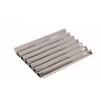 Stainless Steel DENTS DE LOUP biscuits Baking Sheet - 35cm x 29cm