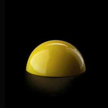 INTUITION Colored Cocoa Butter by Jérôme Landrieu - Citrus Yellow - 7oz - 200 gr.