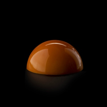 INTUITION Colored Cocoa Butter by Jérôme Landrieu - Salted Caramel - 7oz - 200 gr.