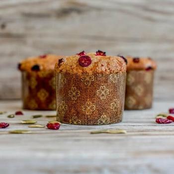 Paper Muffin / Cupcake Pannetone High Style 2 3/4''x2'' - 125pcs