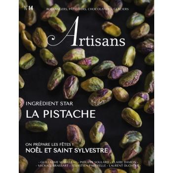 ARTISANS n°14 Boulangers, pâtissiers, chocolatiers, glaciers - Stephane Glacier - French
