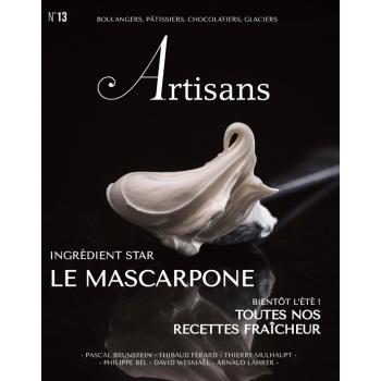 ARTISANS n°13 Boulangers, pâtissiers, chocolatiers, glaciers - Stephane Glacier - French