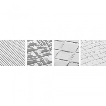 Chocolate Texture Sheets - 4 Patterns - 32 sheets
