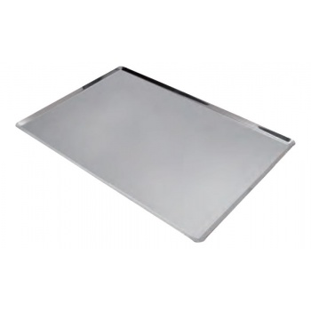 Stainless Steel Baking Sheet Pinched edges - French Full Size - 60 x 40 cm - 10/10mm