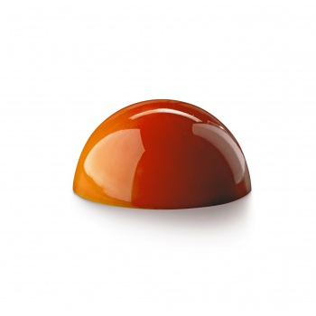 INTUITION Colored Cocoa Butter by Jérôme Landrieu - Spanish Saffron - 7oz - 200 gr.