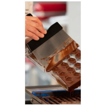 Martellato Chocolate Scraper - 180x145mm
