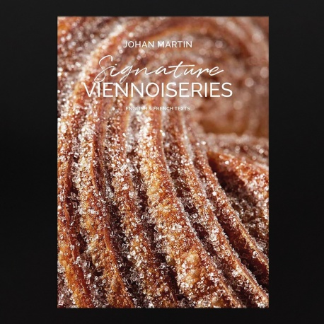 Signature Viennese Pastries By Johan Martin - French and English