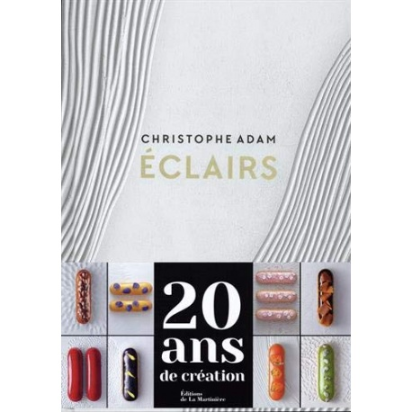 ECLAIRS by Christophe Adam  (French Language)