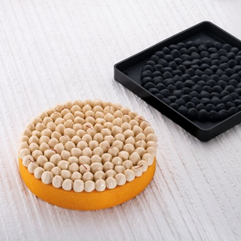 Pavoni Silicone Top Decoration Molds for Entremets - HAZEL - By Stefano Laghi & Sebastiano Caridi