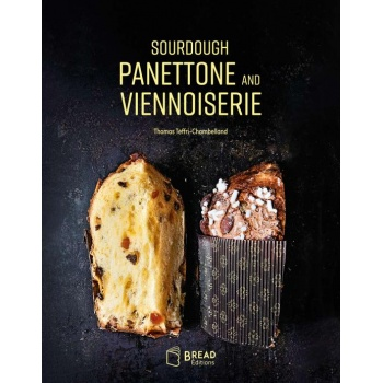 Sourdough Pannettone and Viennoiserie  - English Edition