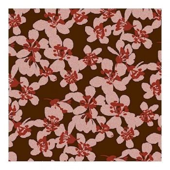 Chocolate Transfer Sheets - CHERRY BLOSSOMS - 300x400 mm - 20 sheets