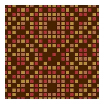 Chocolate Transfer Sheets - POMPEI 2 - 300x400 mm - 20 sheets