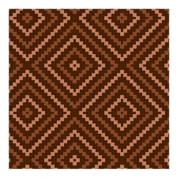 Chocolate Transfer Sheets - SQUARE TILES - 300x400 mm - 20 sheets