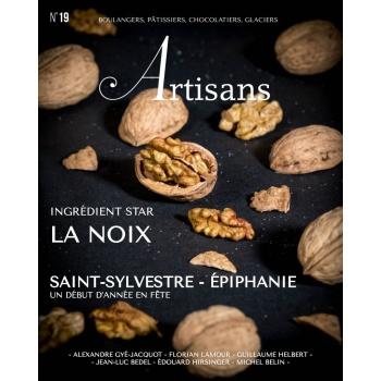 ARTISANS n°19 Boulangers, pâtissiers, chocolatiers, glaciers - Stephane Glacier - French