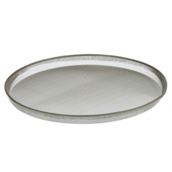 Stainless Steel Mesh for Sifters 04521 - Ø 30 cm - Maille 20 - Larger Mesh Holes