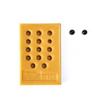 Silikomart Sugarflex Silicone Mold - Hemispheres - ø 15 mm - 8 Cavity
