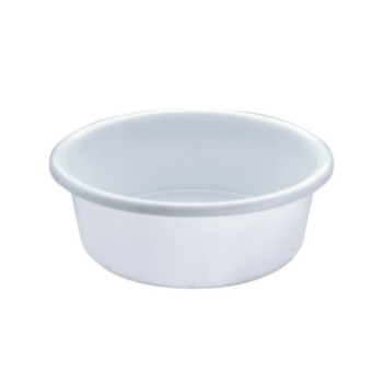 Strong Round Plastic pasta Container