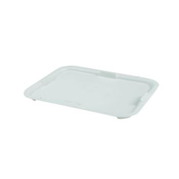 Lid For 20 Liters Plastic Rectangular Dough Paste Container REF 01862