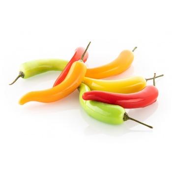 Silikomart Professional Peperoncino 13 Peppers Mold - Signed by Francesco Apreda