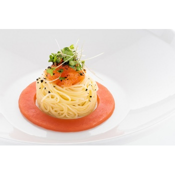 Silikomart Professional Cerchio 3.0 Circles Mold - Inspiration by Chef Andrea Valentinetti
