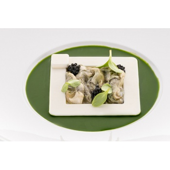 Silikomart Professional Quadrato 3.0 Square Mold - Inspiration by Chef Andrea Valentinetti