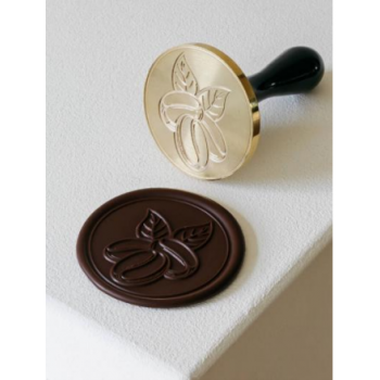 Martellato Large BIRTHDAY Stamp Chocolate Decoration Tool by Frank Haasnoot - 6cm