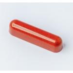 Polycarbonate Chocolate Eclair Snack Bar Mold by Carole Bertuccio - 78.5x19x20mm - 29gr - 4x3 cavity