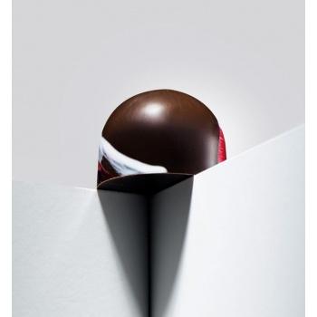 Polycarbonate Chocolate Praline Mold - DOME - 43x33mm - 40gr - 12 cavity