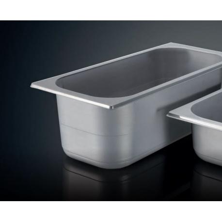 Ice Cream Tray Basin - 360x165x120mm - 90gr - packs of 20
