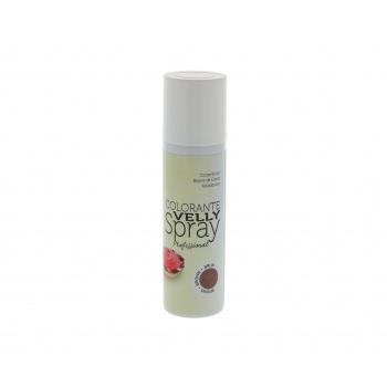 BROWN VELVET COLORING BOMB Spray