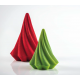Pavoni Thermoformed Mold - TWIRL - Christmas Trees 150x200mm  - 250g