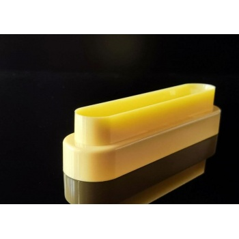Pavoni Italia Double Sided Eclair Shape Cutter