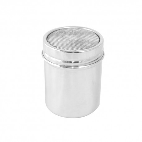 Stainless Steel Mesh Sifter/Dredger, 11 oz capacity