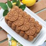 Nordic Ware Citrus Slice Loaf