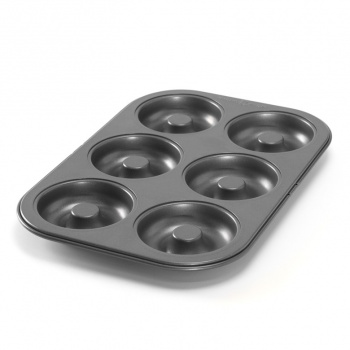 Nordic Ware Donut Pan 6 cavity