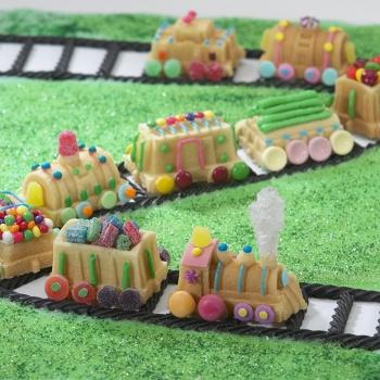 Nordic Ware Train Cake Pan
