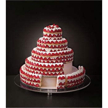 Matfer Bourgeat French Style Wedding Cake Complete Kit Round