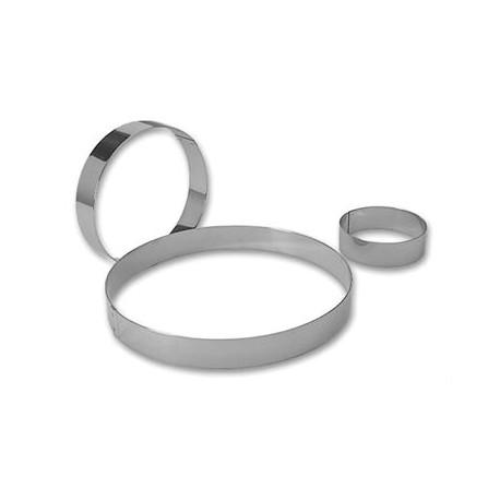 "Entremets Ring Ø 11 3/4"" - 1.38'' High (35mm)"