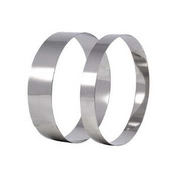 "Ice Cream Or Cake Ring Ø 9 1/2"" - 2 3/8'' High (60mm)"