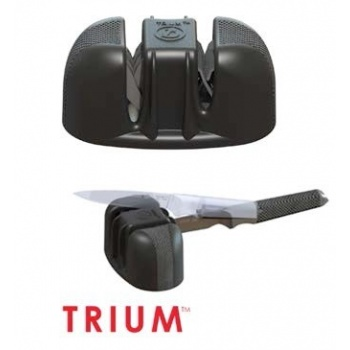 "De Buyer 3-stage manual pro knife sharpener ""TRIUM"""