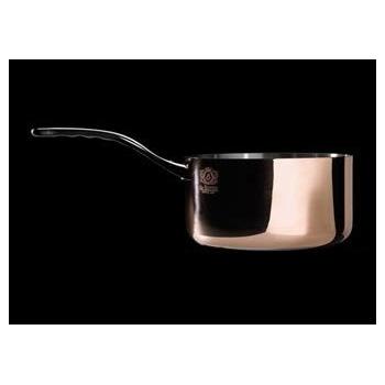 De Buyer Saucepan Copper Stainless Steel  PRIMA MATERA - ø 5 1/5''- 1.3qt
