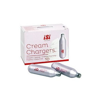 iSi N2O Cream Chargers 10-Pack