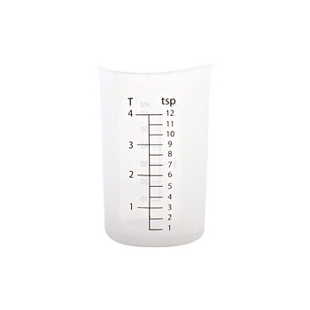 iSi Mini Measuring Cup in CDU- 2 oz. Clear