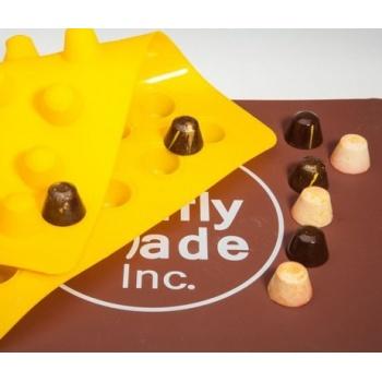 Truffly Made - Choco Presso Chocolate Truffle Ganache Molds (12g)