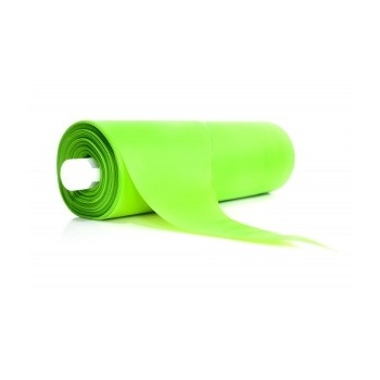 Professional Pastry Bags XL-21'' - Comfort Green - 4 Rolls of 100 With Core