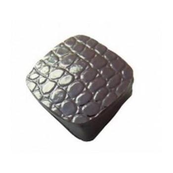 Chocolate Texture Sheets - Snake - 4 sheets