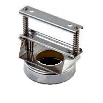 Vol-au-vent Round Pastry Cutter 63mmx40mm