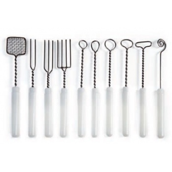 Professional Chocolate Dipping Forks Set -10pcs