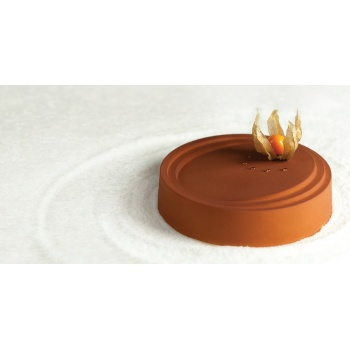 Thermoformed Frozen Cake 3D Molds - KT15 - Set of 10