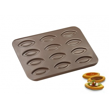 Gobel Barquettes Nonstick Molds